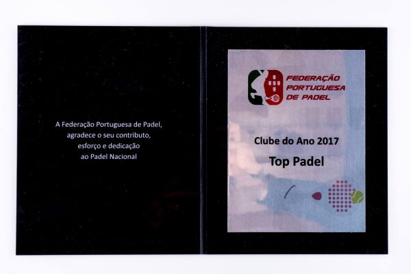Clube do ano 2017